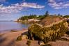 Sand Beach Boulder, Deer Isle, ME