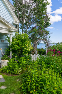 The Ocean Beyond the Garden Wall 2, Falmouth, Maine