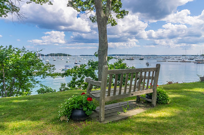 Falmouth Summer Sights, Falmouth, Maine