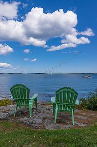 Green Adirondacks, Falmouth, Maine