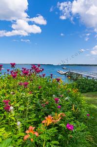 Falmouth Seaside Garden, Falmouth, Maine