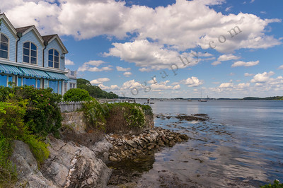What a View! Falmouth, Maine