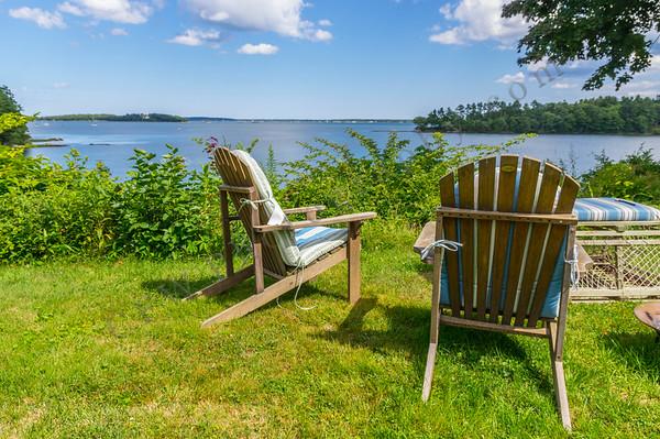 Adirondack View, Falmouth, Maine