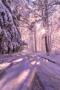 Falmouth Snowglobe, Falmouth, Maine