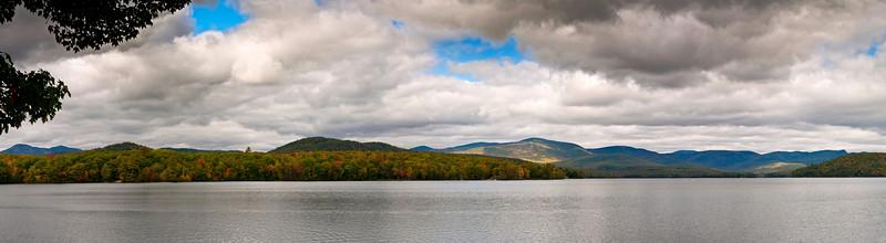 Kezar Lake Panorama