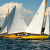 Winter Harbor Knockabouts Sailing 20x30
