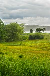 Gilsland Farm Audubon Summer Storm Rolling in 2, Falmouth, Maine