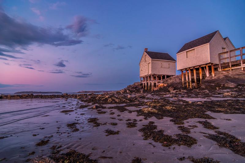 Willard Beach Twilight