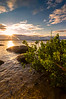 Sebago Lake Sunburst, Standish, Maine