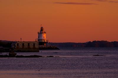 Spring Point Ledge Light, South Portland, Maine