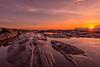 Dyer Point Sunrise on the Rocks, Cape Elizabeth, Maine