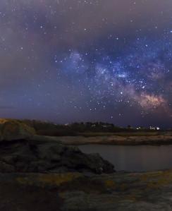Kettle Cove Milky Way, Cape Elizabeth, Maine