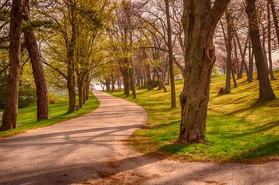 Fort Williams Path, Cape Elizabeth, Maine