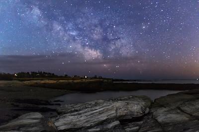 Kettle Cove Milky Way 3, Cape Elizabeth, Maine