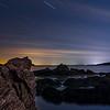 Kettle Cove Star Trail, Cape Elizabeth, Maine