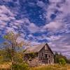 Abandoned Barn, Unity, Maine