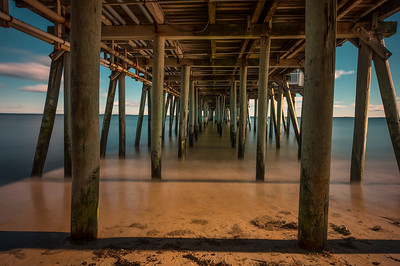 Time Shift, Old Orchard Beach Pier, Maine