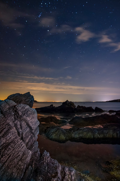 Kettle Cove Stars, Cape Elizabeth, Maine