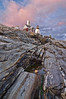 Pemaquid Point Light at Sunset 6763