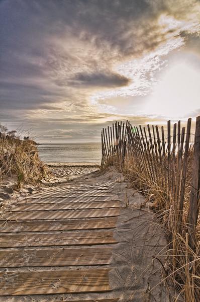 Do You Know the Way?  Ferry Beach, Maine