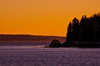 Causeway Beach Sunset, Deer Isle, Maine