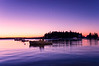 Five Islands Lobster Boats Before Dawn, Georgetown, Maine