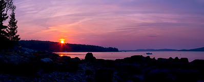 Deer Isle Panorama