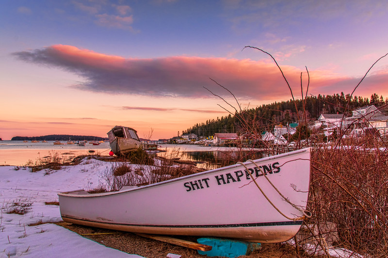 It Happens, Stonington, Deer Isle, Maine