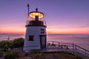 Pre-Dawn Light at Owl's Head Light, Maine