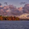 Autumn Foliage, Moosehead Lake, Maine