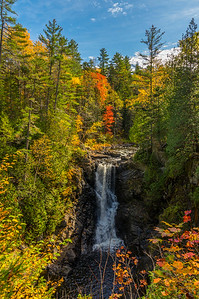 Moxie Falls View 3, Northern Maine