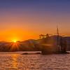 Golden Sunset 2, Moosehead Lake, Maine
