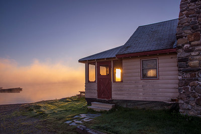 Lakeside Cabin, Wilson's on Moosehead Lake, Maine