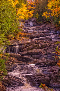 Moxie Falls Tributary, Northern Maine