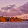 Moosehead Lake Morning Cloudscape 5, Maine