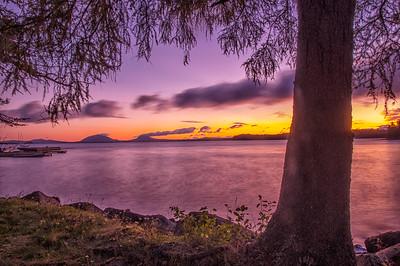 Moosehead Lake Sunrise, Maine