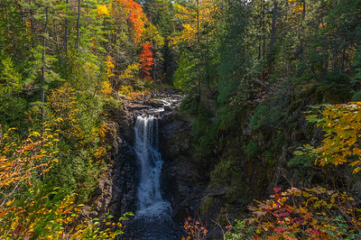 Moxie Falls View 2, Northern Maine