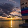 Catamarran Sunset 2<br /> Sebago Lake.
