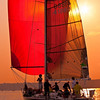 Red Sails at Night