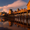 Old Orchard Beach Reflections
