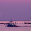Dawn Fishermen at Ram Island Light