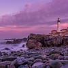Rocky Sunset