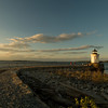 Bug Light panorama.  Taken in June of 2008 near sunset.  Hover cursor over photo to be offered the menu to enlarge and see it in its fuller size.  All panoramas are $100.00, unmatted.  Matted option not available.