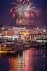 Portland, Maine Fireworks Display 1