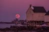 February Full Moon, Willard Beach, South Portland, Maine 2