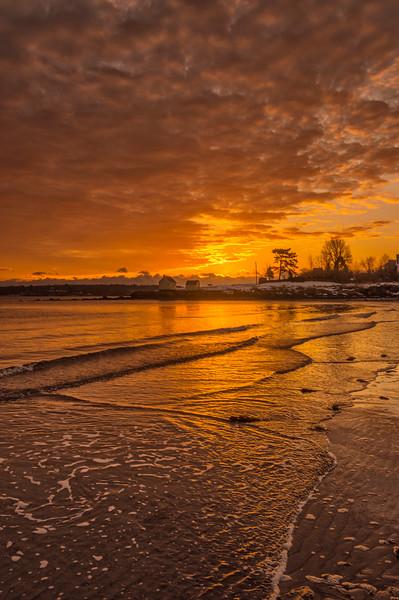 All Along the Shore, Willard Beach, South Portland, Maine