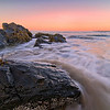 Marginal Way, Ogunquit, Maine<br /> Sunset
