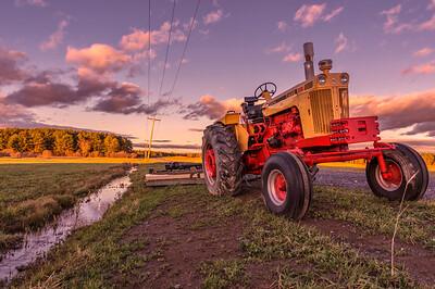 Autumn Fields 2, Westbrook, Maine