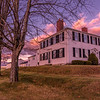 Federal Style House, Mosher Road, Westbrook, Maine