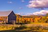 Barn, Weld, Maine